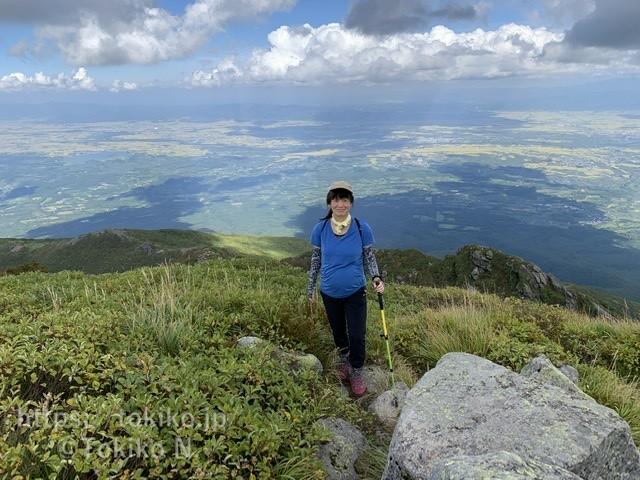 マタニティ登山のためのウェア