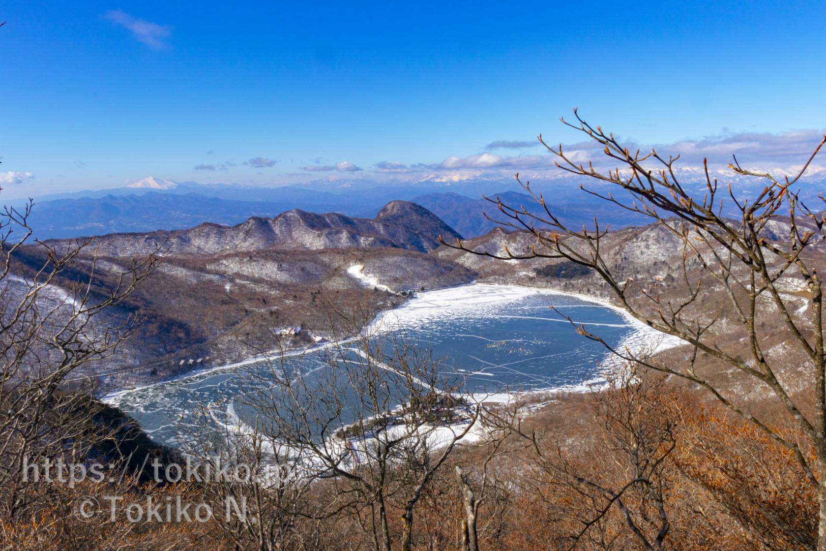 赤城山|黒檜山・駒ヶ岳縦走