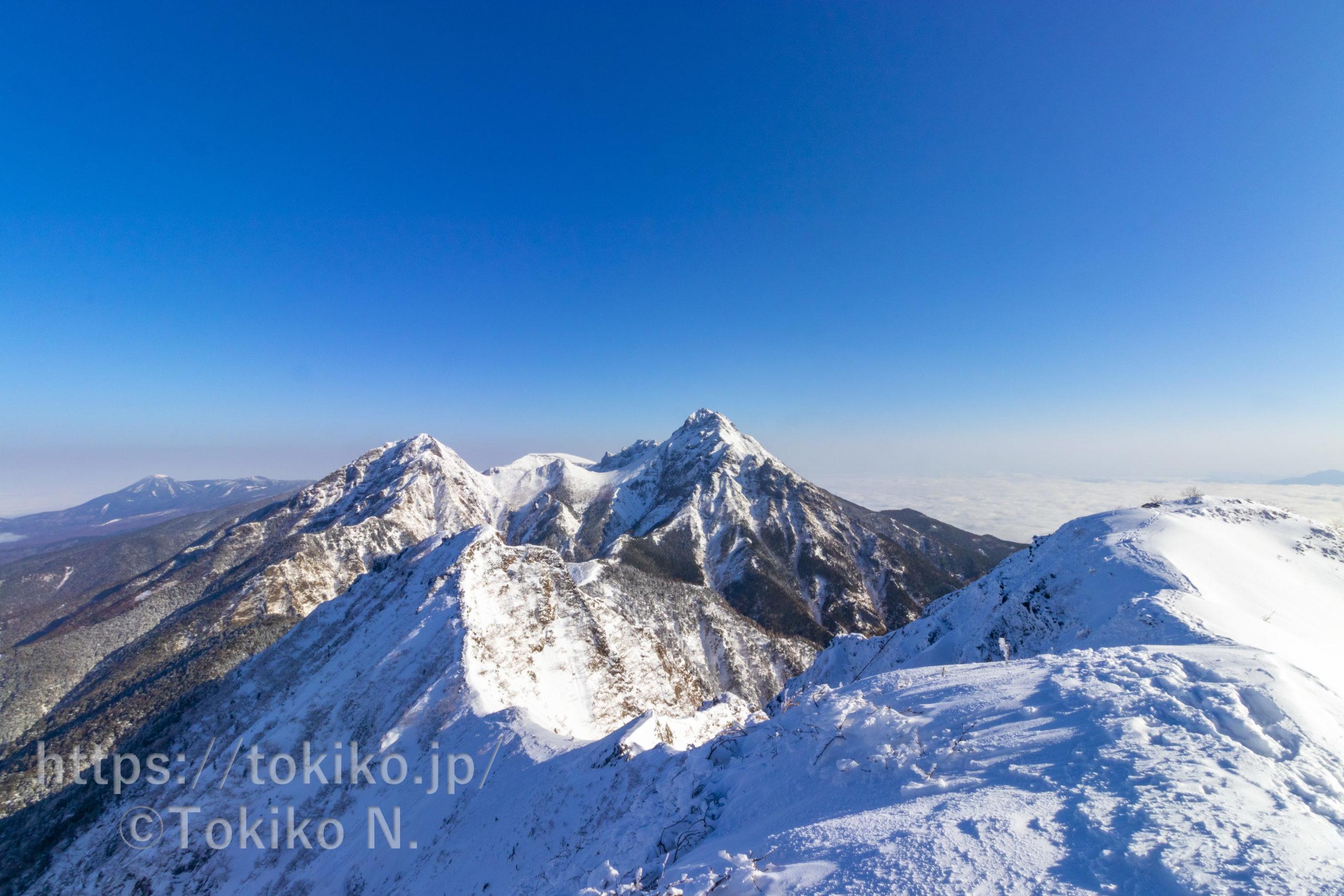 八ヶ岳(権現岳)|天女山入口からピストン